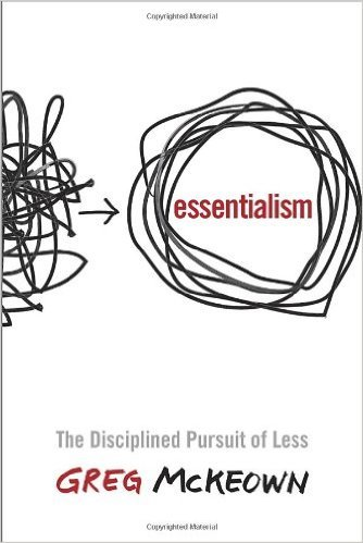 10-Essentialism, Yazar: Greg McKeown