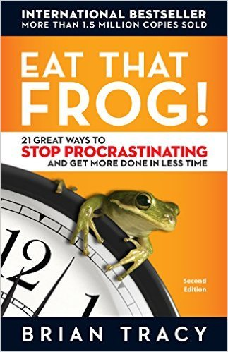 13-Eat That Frog!, Yazar: Brian Tracy