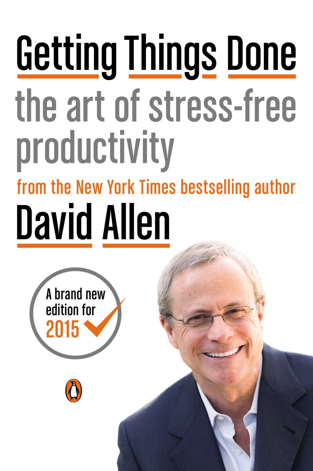 2-Getting Things Done, Yazar: David Allen