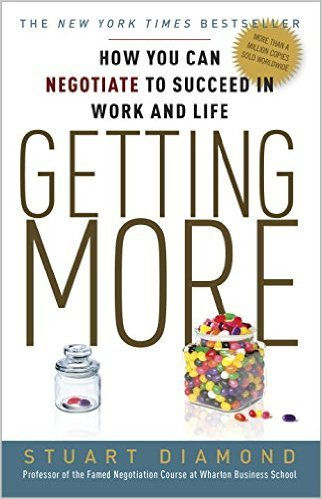 3- Getting More, Yazar: Stuart Diamond